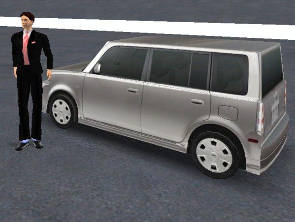 Second Life Scion